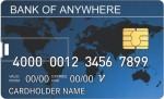 Printland Credit card Shape Pendrive PC160103