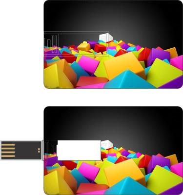 HD ARTS Colourful Squares