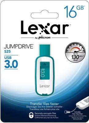 Lexar JumpDrive S25 16 GB Pen Drive