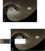Print Shapes Dark hp Credit Card Shape