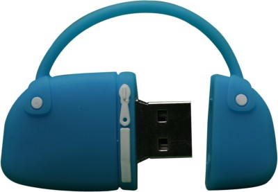 Dreambolic Purse Blue 4 GB Pen Drive (Blue)