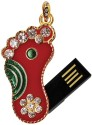 Enter USB Flash Drive 8GB (Mahalaxmi) 8 GB  Pen Drive - Red