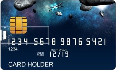 Printland Credit card Shape Pendrive PC160142 16 GB  Pen Drive (Multicolor)