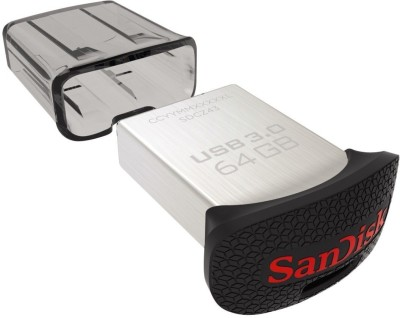 Sandisk Ultra Fit SDCZ43 USB 3.0 64GB Pen Drive