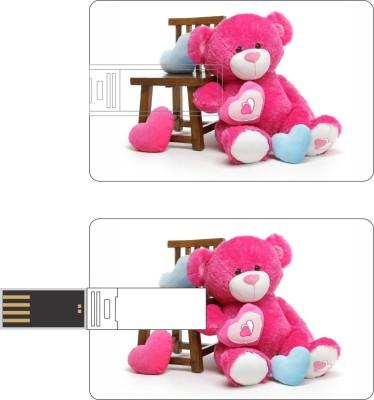 HD ARTS Pink Teddy