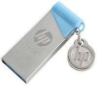 HP V215b 16 GB  Pen Drive (Silver, Blue)