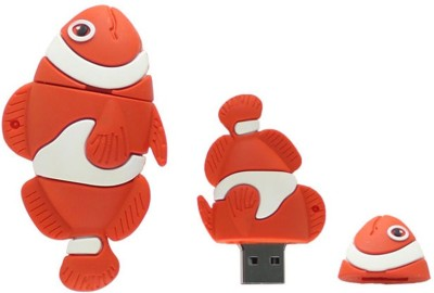 Dreambolic Finding Nemo 16 GB  Pen Drive (Orange)