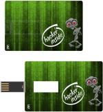 Print Shapes Hacker inside Credit Card Shape