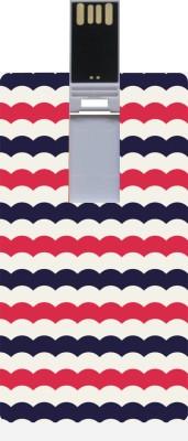 Garmor GRPd_856 Designer Printed Credit Card Shape 8GB Pendrive 8 GB  Pen Drive (Multicolor)
