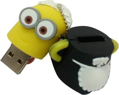 Vibes P-040 16 GB  Pen Drive (Black)