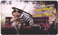 Printland 16GB Kiss 16 GB Pen Drive (Multicolor)