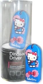 Dinosaur Drivers Hello Kitty Blue