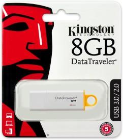 Kingston DataTraveler G4 8 GB Pen Drive