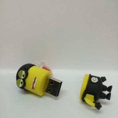 Vibes P-056 16 GB  Pen Drive (Black)