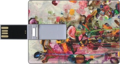 via flowers llp Beautiful VPC160372 16 GB  Pen Drive (Multicolor)