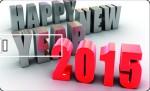 Printland Credit Card Happy New Year PC80137