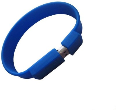 Storme Blue Bracelet 16 GB  Pen Drive (Blue)