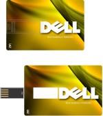 Print Shapes Yellow Abstract Credit Card Shape
