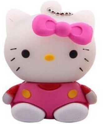 CHINMAYI Hello Kitty 16 GB  Pen Drive (Multicolor)