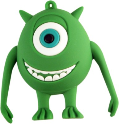 Dreambolic Monster University 8 GB  Pen Drive (Green)
