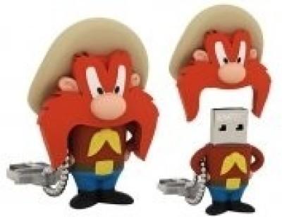 EMTEC Looney Tunes Yosemite 8 GB  Pen Drive (Red)
