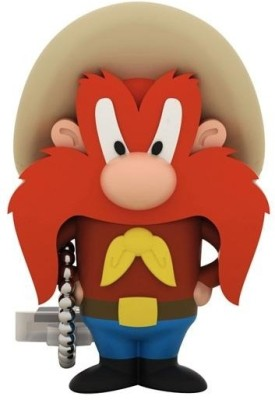 EMTEC Looney Tunes Yosemite 8 GB  Pen Drive (Red)