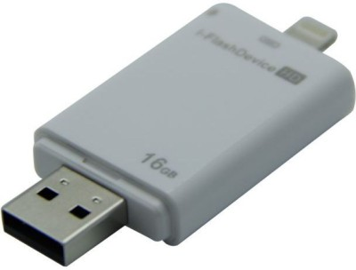 ZOPYA HD DRIVE1 32 GB  Pen Drive (White)