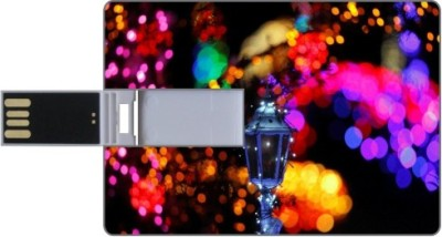 Printland Dazzling PC160221 16 GB  Pen Drive (Multicolor)