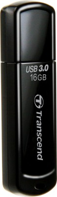 Transcend Jet Flash 700 16 GB USB 3.0 Pen Drive (Black)