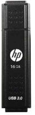 HP x 705 w 16 GB Pen Drive (Black)
