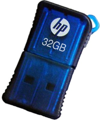 HP V-165 W 32 GB Pen Drive at 58% Off from Flipkart - Rs 1150