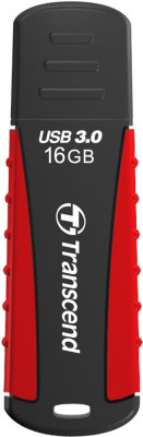 Transcend Jet Flash 810 16 GB Pen Drive (Red)