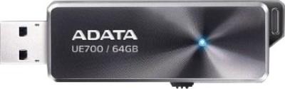 ADATA AUE700-64G-CBK 64 GB USB 3.0 Utility Pendrive (Black)