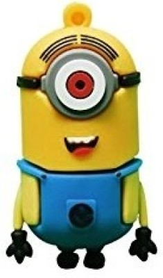 The Fappy Store Cute Minion 32 GB  Pen Drive (Multicolor)