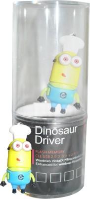 Dinosaur Drivers Minion Standing