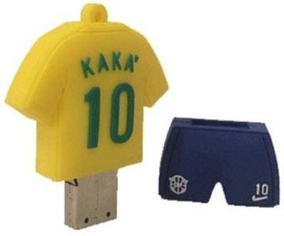 Yes Celebration Kaka 8 GB  Pen Drive (Yellow)