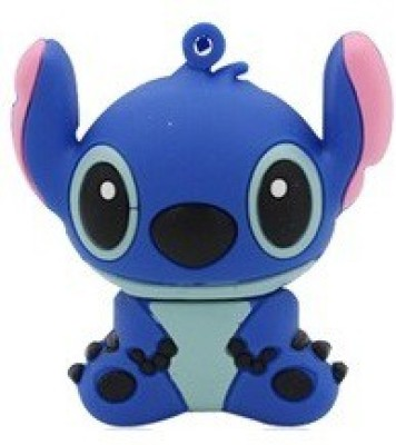 Chinmayi Dragon 16 GB  Pen Drive (Blue)