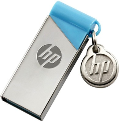HP Hpv215w 32 GB  Pen Drive (Grey)