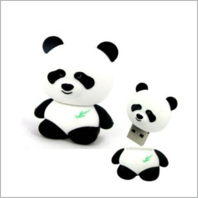 Smiledrive Super Fast Cute Panda Fancy Designer 3.0 16 GB  Pen Drive (Multicolor)