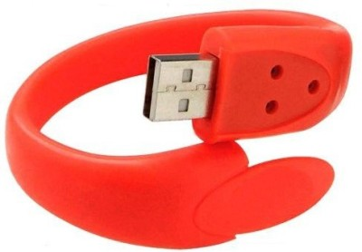 Turning Heads Pendrive-8-1095 8 GB  Pen Drive (Red)