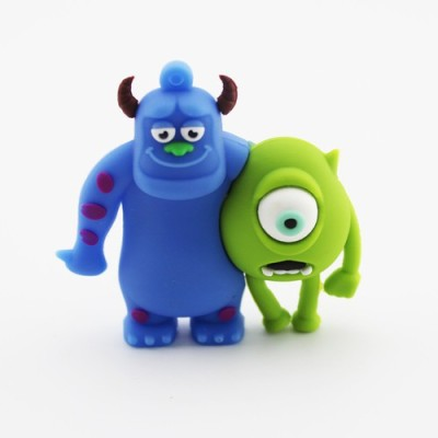 Chinmayi Monster University 16 GB  Pen Drive (Multicolor)