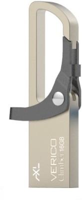 AXL PENDRIVE Climber Grey 16 GB  Pen Drive (Grey)