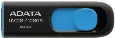 Adata UV128 128 GB  Pen Drive (Blue)
