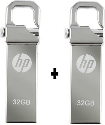 HP V250W 32 GB  Pen Drive (Silver)