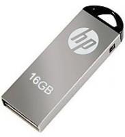 HP Hpfd220w-16 16 GB  Pen Drive (Black)