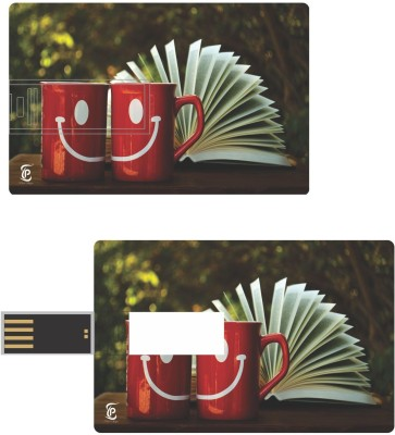 Print Shapes Smile CUP Credit Card Shape