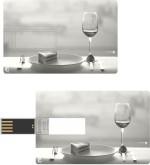 Print Shapes Breakfast Credit Card Shape