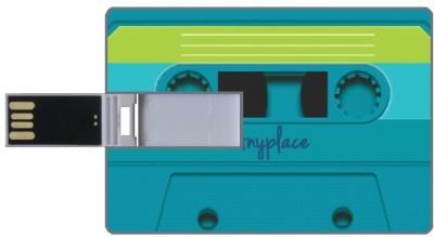 Printland Listen PC161603 16 GB  Pen Drive (Multicolor)