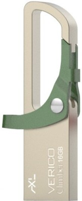 AXL CLimber Green 16 GB  Pen Drive (Green)