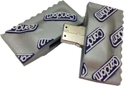 Dreambolic Stylish 32 GB  Pen Drive (White)